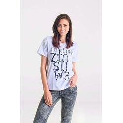 ZŁOŚLIWA Oversize t-shirt
