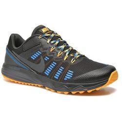 Buty sportowe Nike Nike Dual Fusion Trail 2 Męskie Czarne 100 dni na zwrot lub wymianę