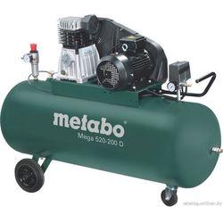 METABO MEGA 520-200 D SPRĘŻARKA TŁOKOWA