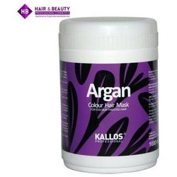 KALLOS Maska Argan 1000 ml