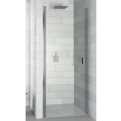 RIHO NAUTIC N101 Drzwi prysznicowe 90x200 LEWE, szkło transparentne EasyClean GGB0604801