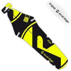 rie:sel design rit:ze Błotnik tylny Bright yellow label żółty/cz
