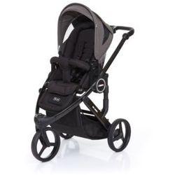 ABC DESIGN Wózek dziecięcy Cobra plus black-cloud, stelaż black/ siedzisko black