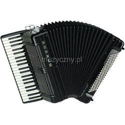 Hohner Morino+ V 120 akordeon (czarny) Płacąc przelewem przesyłka gratis!
