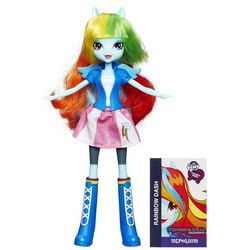 Lalka HASBRO My Little Pony Equestria Girls High School A9224