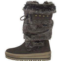 605dbc3a Tamaris buty zimowe damskie 40, brązowe - BEZPŁATNY ODBIÓR: WROCŁAW!