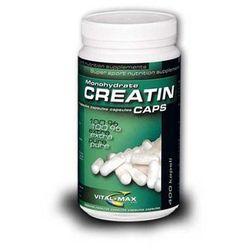 Vitalmax Creatin Caps 500 mg - 400 kaps