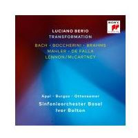 Luciano Berio Transformation (2x CD)