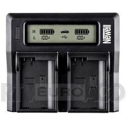 Newell Ładowarka LCD Dual Charger do NP-FP50 - produkt w magazynie - szybka wysyłka!