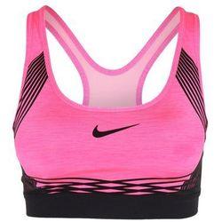 Nike Performance PRO HYPER Biustonosz sportowy vivid pink/black