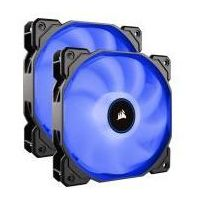 Corsair Air Series AF140 LED Blue 140mm Dual Pack