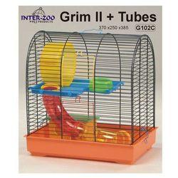 Inter-Zoo klatka dla chomika Grim II + tunel