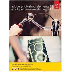 Adobe Photoshop Elements 12 & Adobe Premiere Elements 12 ENG Win/Mac – wersja dla uczniów i nauczycieli