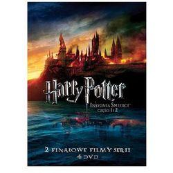 Harry Potter i Insygnia śmierci. Część 1 i 2 (4 DVD)
