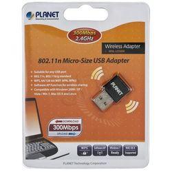 PLANET WNL-U556M Karta WiFi MicroUSB 300M 802.11n