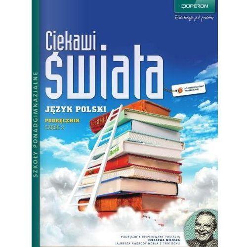 Ciekawi Świata Język Polski Podręcznik Część 2 (opr. miękka)
