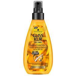 Gliss Kur Hair Repair Olejek do włosów termoochronny 150 ml