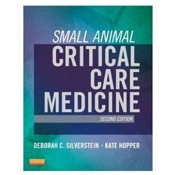 Small Animal Critical Care Medicine (opr. twarda)