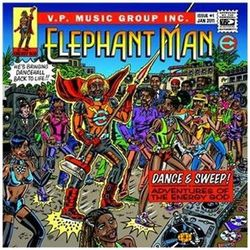 Dance & Sweep! Adventures Of The Energy God - Elephant Man (Płyta CD)