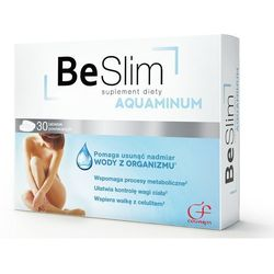 Be Slim Aquaminum 30 tabletek