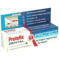 Protefix protect żel kojąco-regenerujący do dziąseł 10 ml