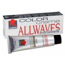 ALLWAVES Farba do włosów 4.0 Średni Brąz 100 ml