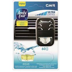 AMBI PUR 7ml Car Aqua odświeżacz powietrza do samochodu + zapach
