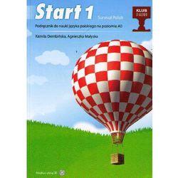 Start 1. Survival Polish + CD. Podręcznik do nauki języka polskiego na poziomie A0 + Zeszyt lektora (Pakiet) (opr. miękka)