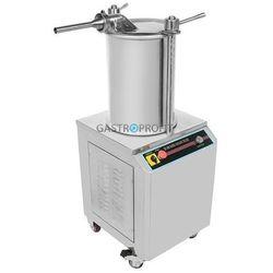 Nadziewarka do kiełbas 35 litrów - hydrauliczna