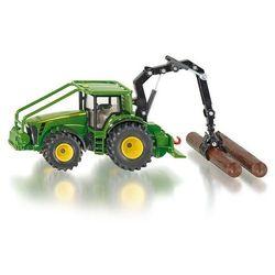 SIKU John Deere Traktor Leśny