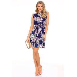 ebaa54cc41 suknie sukienki sukienka z tkaniny beatrycze wiosenna kreacja w ...