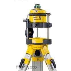 Niwelator laserowy zielony STABILA LAR 120 G pełny zestaw