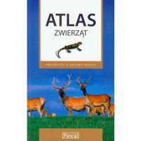 Atlas zwierząt (opr. twarda)
