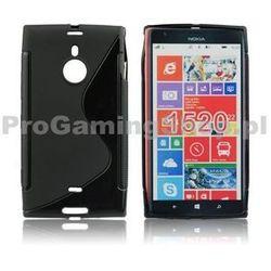 Etui silikonowe S-TYPE do Nokia Lumia 202, Blue