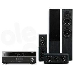 Yamaha HTR-2067B, Prism Audio Onyx 100 (czarny) Darmowy transport od 99 zł   Ponad 200 sklepów stacjonarnych   Okazje dnia!