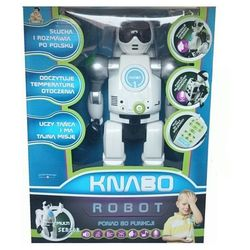 Robot Knabo 80 funkcji mix kolor