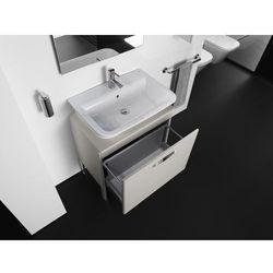 Zestaw łazienkowy 60 cm z szufladami Roca Gap A855710577 fiolet