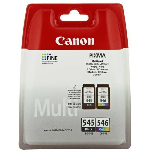 Canon Tusz PG-545/CL-546 MULTIPACK BLISTERED