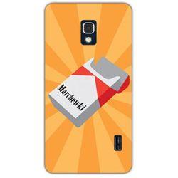 Fantastic Case - LG Swift F6 - etui na telefon - marchewki