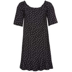2c0d2f0c6a suknie sukienki sukienka larysa multikolor1 w kwiaty (od Sukienka ...