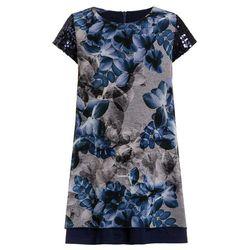 Guess Sukienka letnia blue