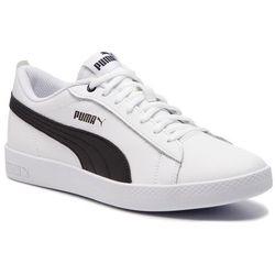 Sneakersy PUMA Smash Platform L 366487 06 Puma WhitePuma WhiteWhite