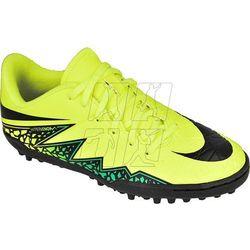 Buty piłkarskie Nike Hypervenom Phade II TF Jr 749912-703