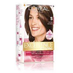 L'OREAL Excellence Creme - farba do włosów 5 Jasny Brąz