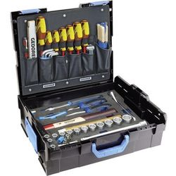 Walizka narzędziowa Gedore 2658194, 58 narzędzi, (DxSxW) 442 x 357 x 151 mm