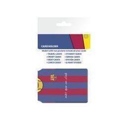 Lionel Messi Koszulka FC Barcelona - Okładki na Dokumenty i Karty