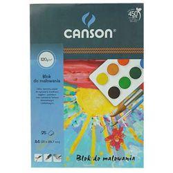 Szkicownik Canson A4/25k. 120g 6666-184
