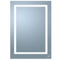 Lustro łazienkowe Z Oświetleniem Wbudowanym Alfa 60 X 80 Venti