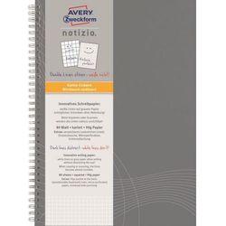 Kołozeszyt Avery Zweckform Notizio Basic 7013 A4/80k. kratka