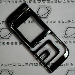 Obudowa Nokia 7260 przednia czarna